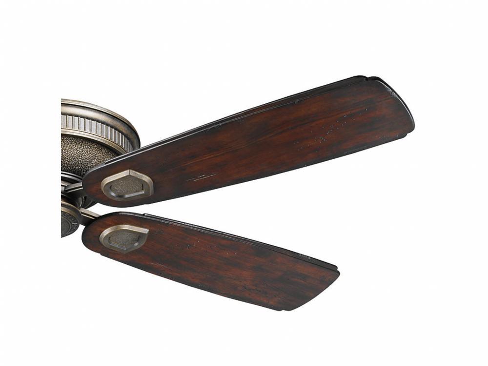 Wood Fan Blade